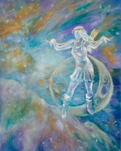 Artemis Moon