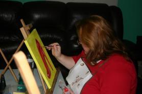 Paint Janet